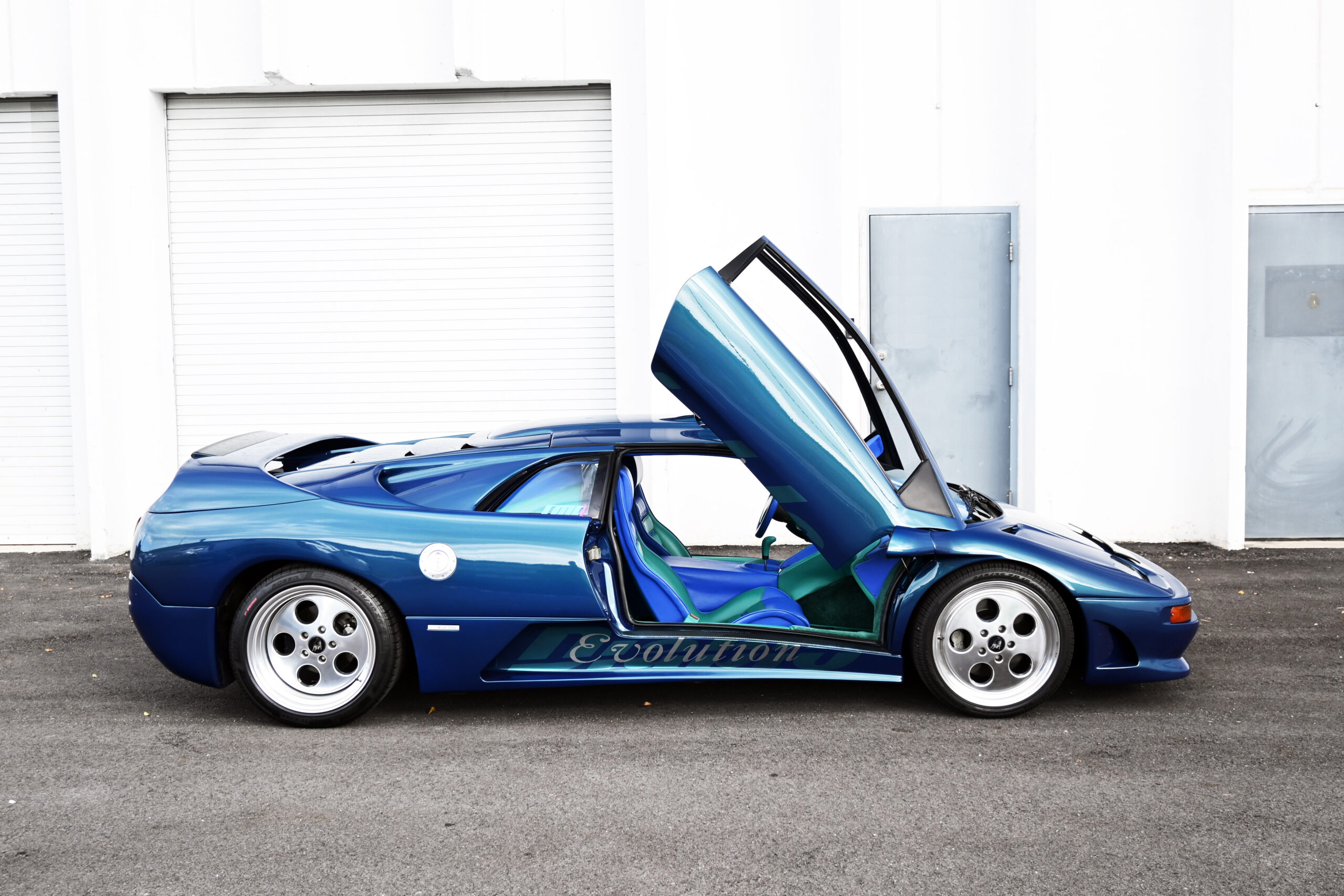 1994 LAMBORGHINI EVOLUTION GT, PROTOTYPE FIRST ONE OF 20