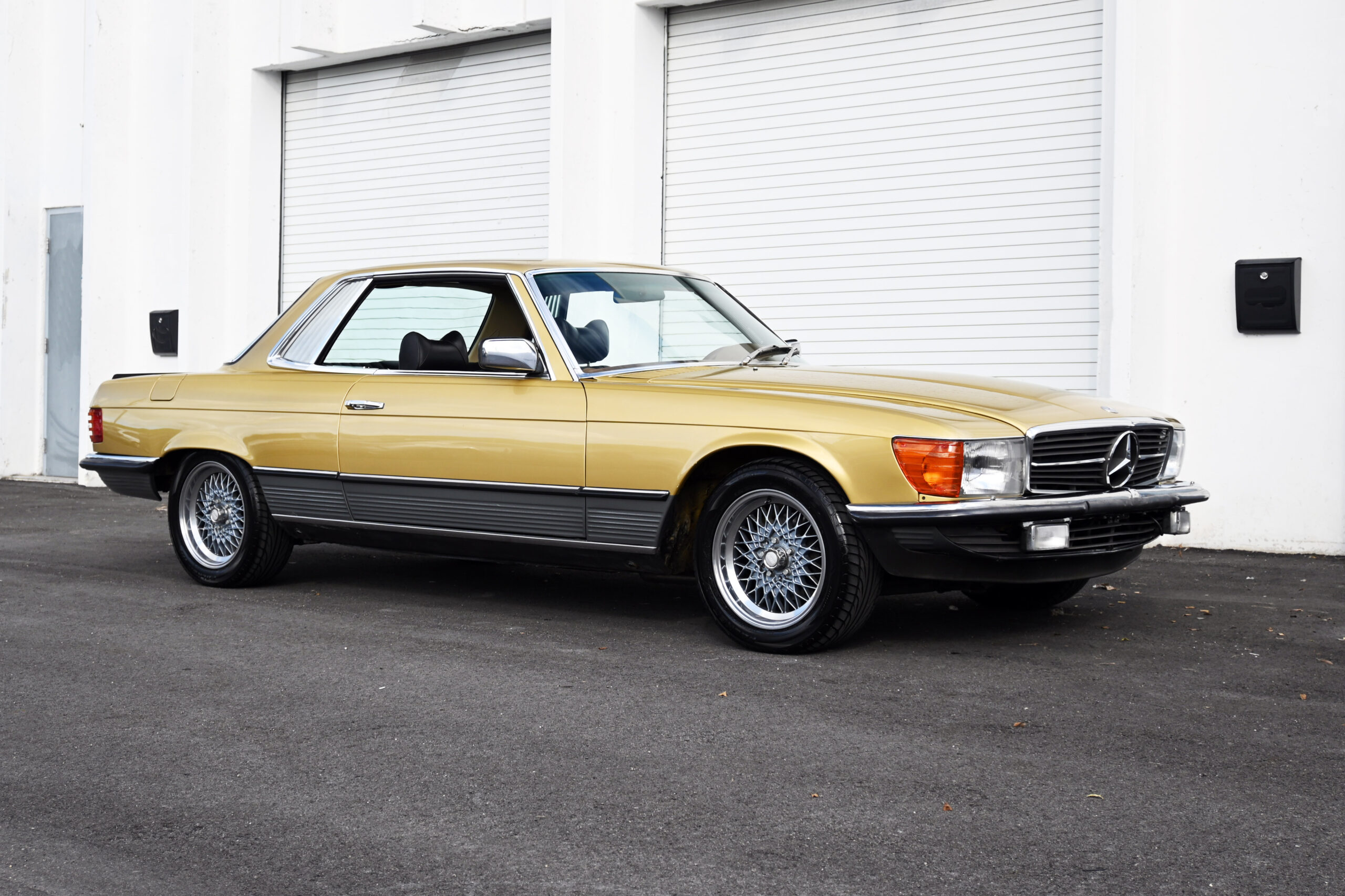 1979 Mercedes-Benz 450 SLC 5.0  Rare FIA lightweight Homologation car