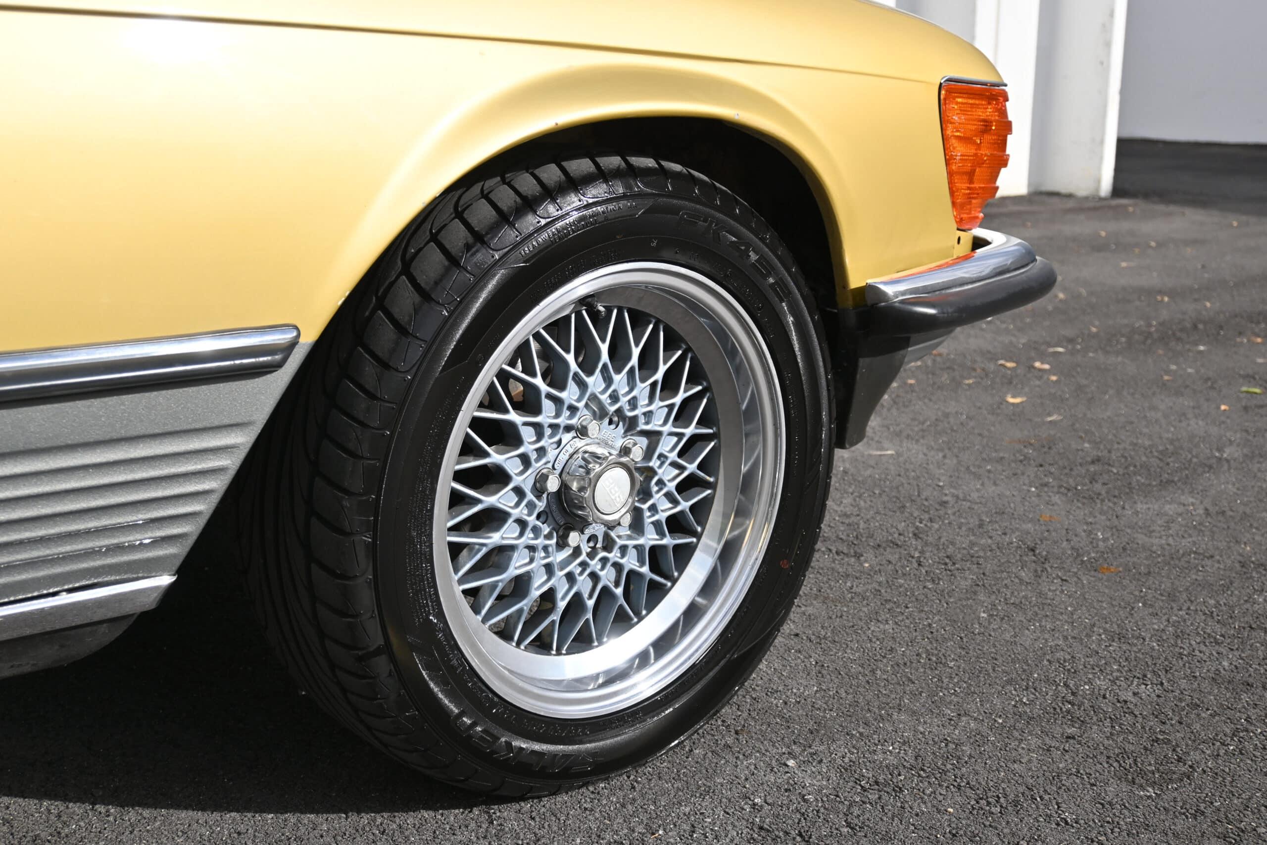 1979 Mercedes-Benz 450 SLC 5.0  Rare FIA lightweight Homologation car