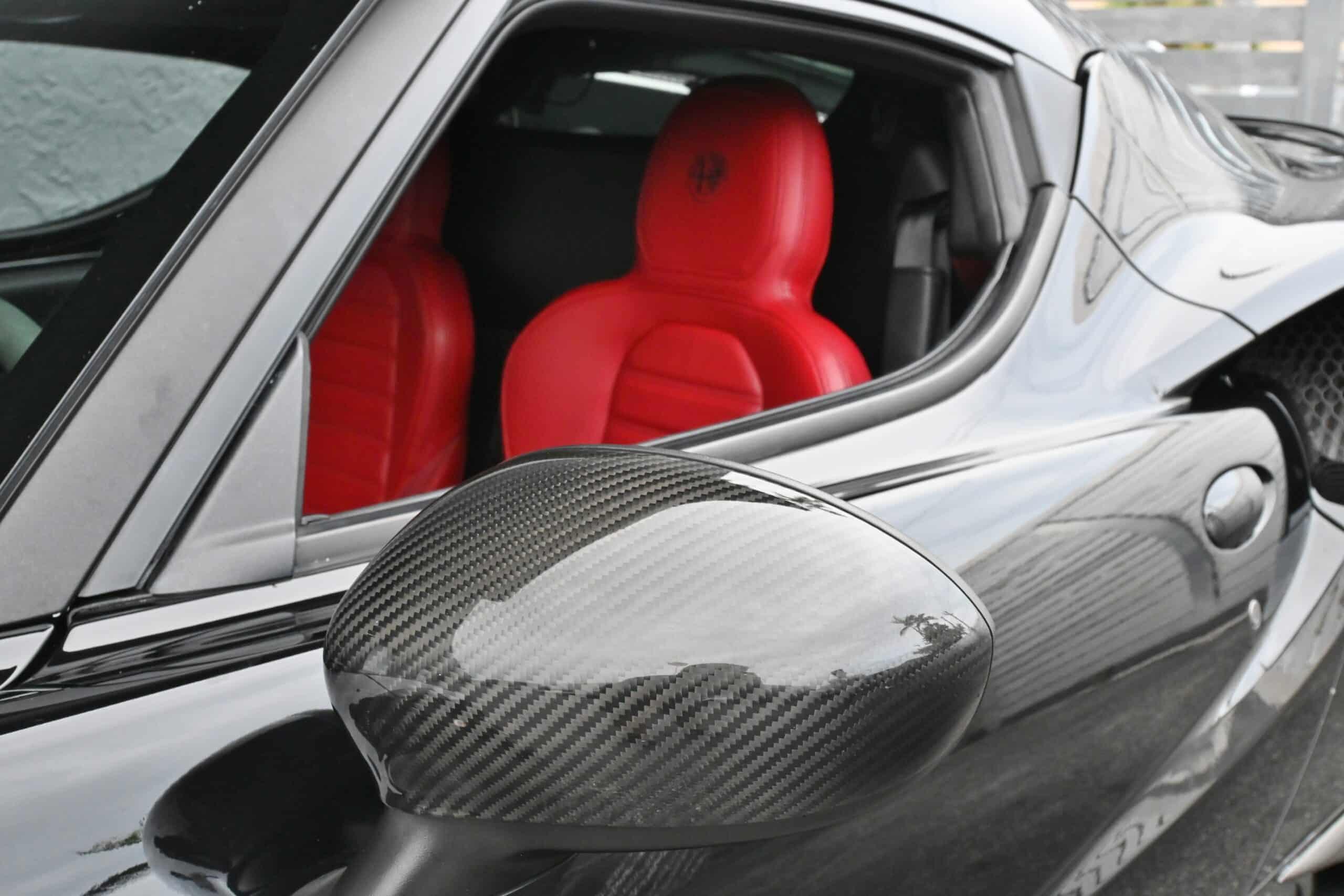 2015 Alfa Romeo 4C Only 24K Miles/ Original Paint/ Fresh Major Service At Dealership/ Fully LOADED