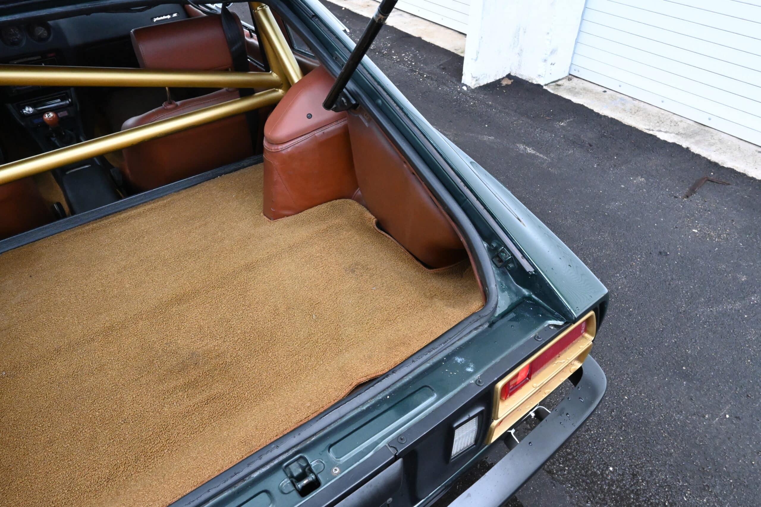 1977 Datsun 280Z 5 Speed Manual -Vintage Bucket Seats- Half Cage- Adjustable Suspension- Cold AC