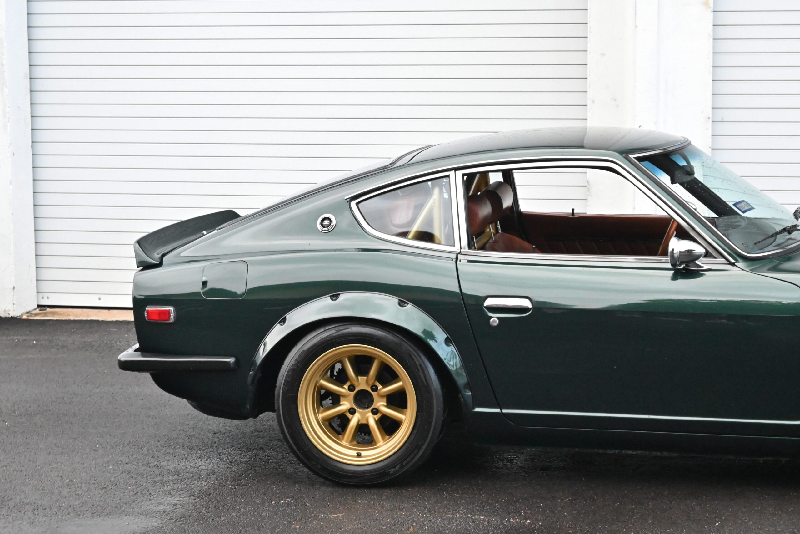 1977 Datsun 280Z 5 Speed Manual -Vintage Bucket Seats- Half Cage- Adjustable Suspension- Cold AC