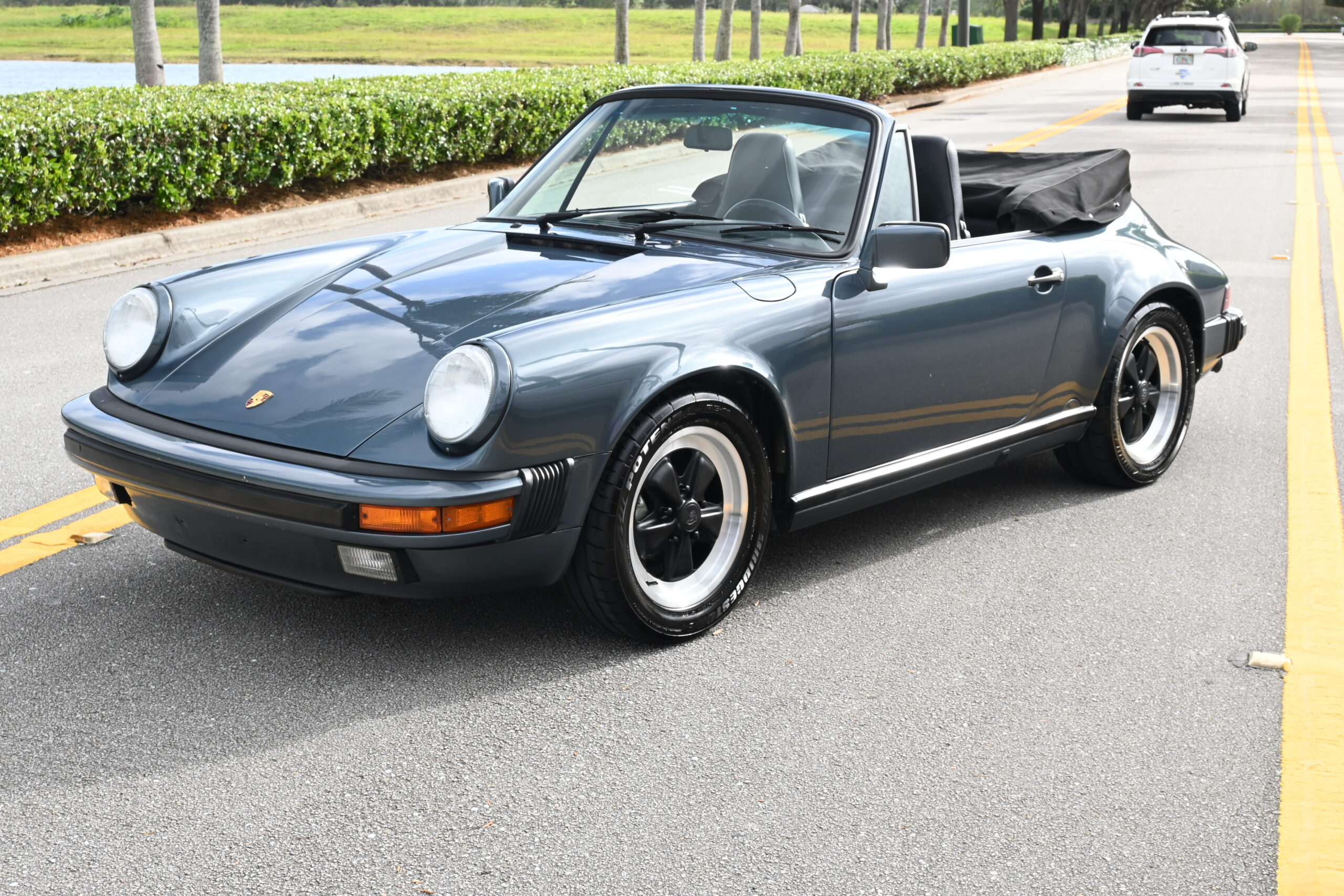 1987 Porsche 911 Carrera, G50 transmission!, documented miles with service records and service manual, outstanding condition, books, tools