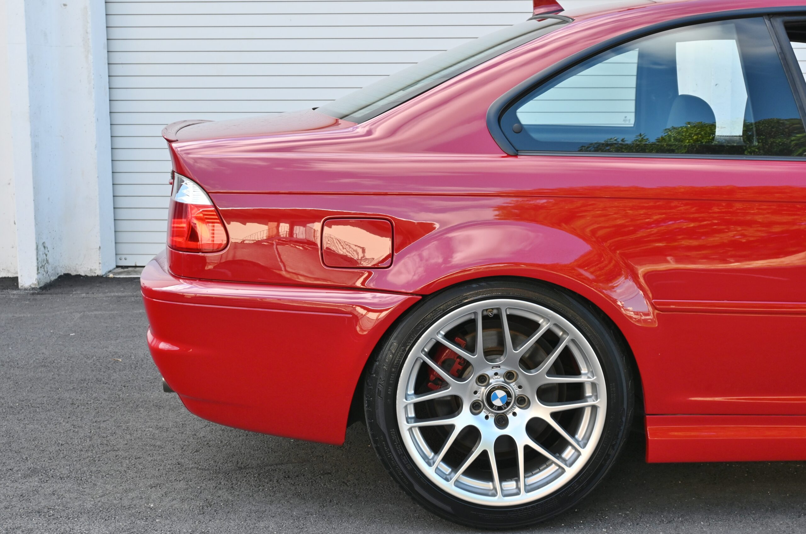2005 BMW M3 E46 6 Speed Manual Imola Red/ OEM ZCP Wheels / 88K Miles / Enthusiast Owned -Meticulously Maintained