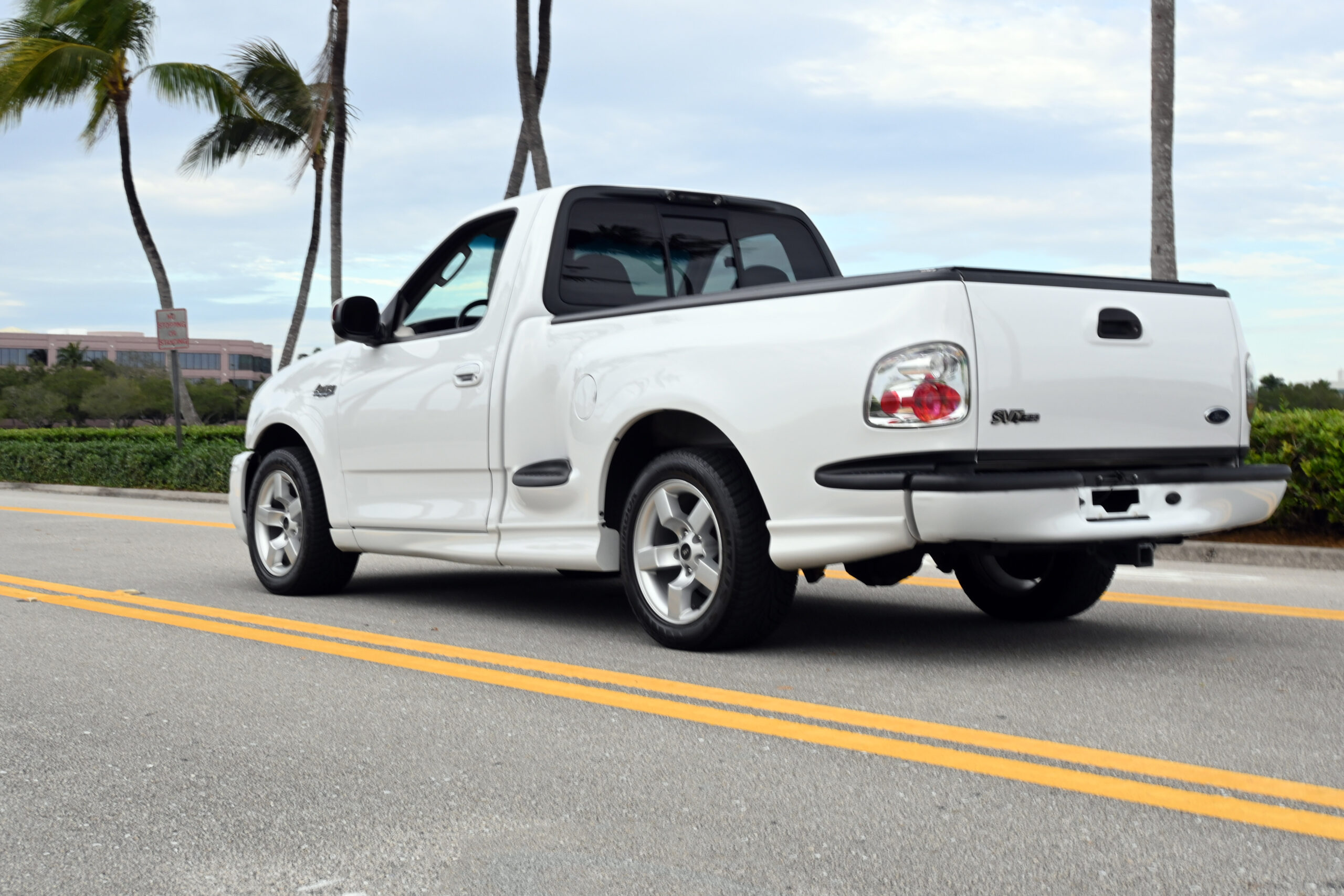 2002 Ford SVT Lightning, original paint, one owner for 18 years! Well serviced, original window sticker and SVT paperwork