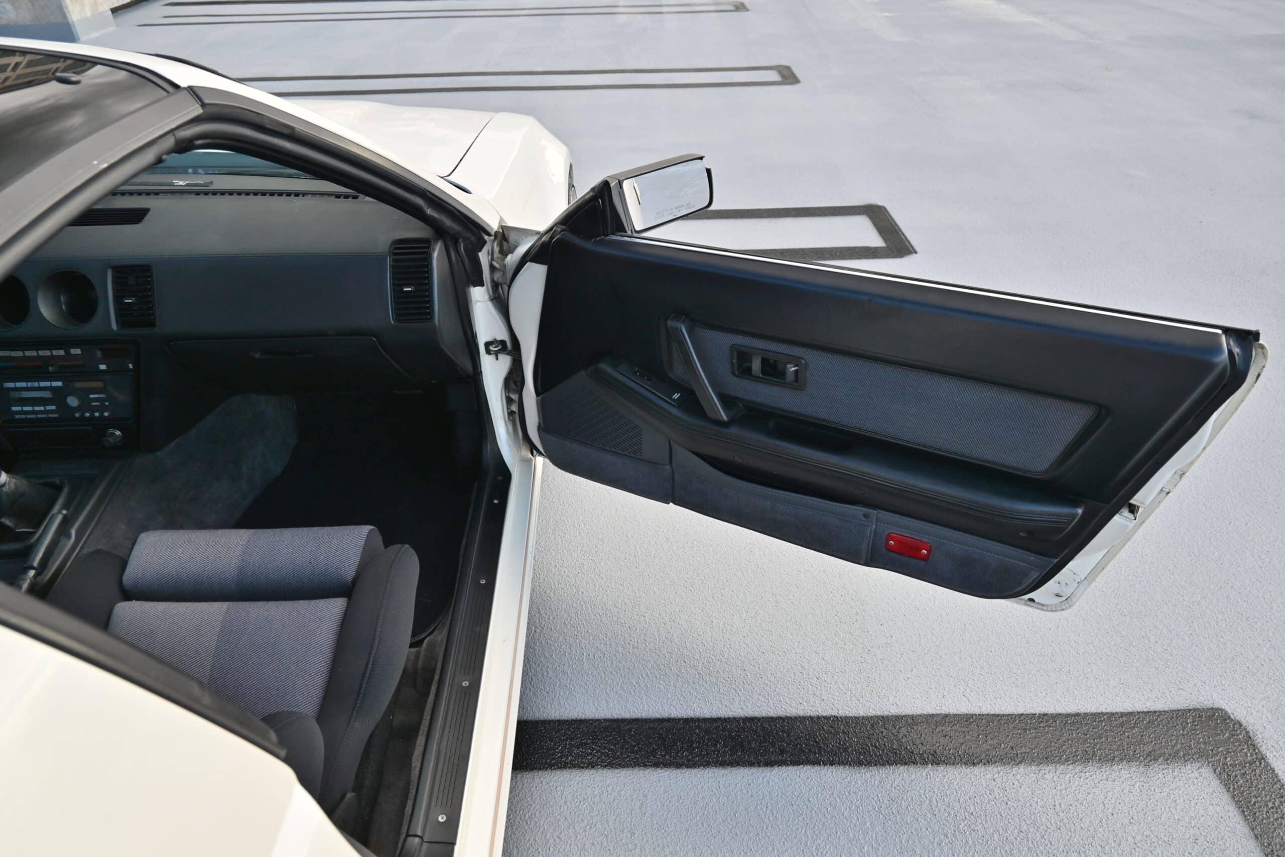 1988 Nissan 300ZX Turbo Shiro #797 Recaro Seats – Coilovers – BC Forged Wheels – Upgraded Turbo 300HP – Nice Mods