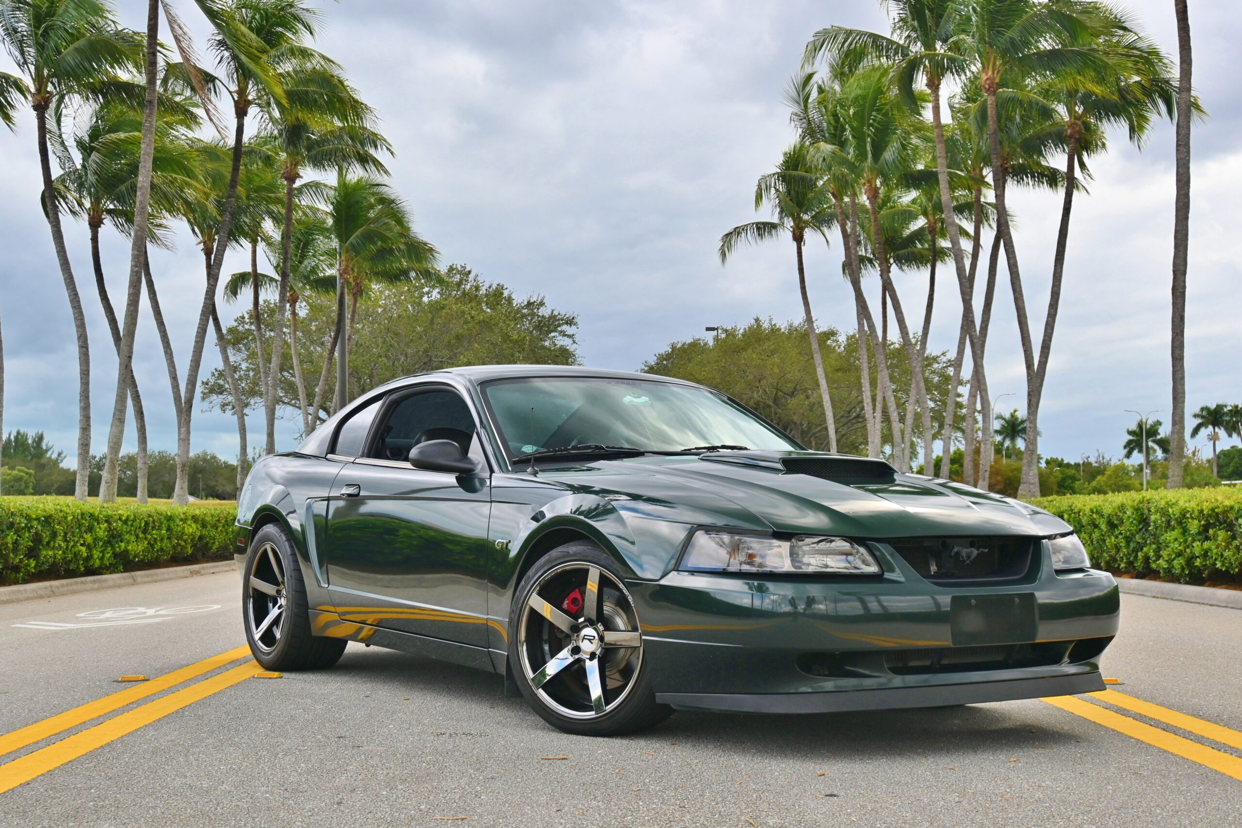 2001 Ford Mustang Bullitt #4382 1 of 5,582 ever made Nicely Modified /Supercharged /Well Sorted /Only 72k Miles