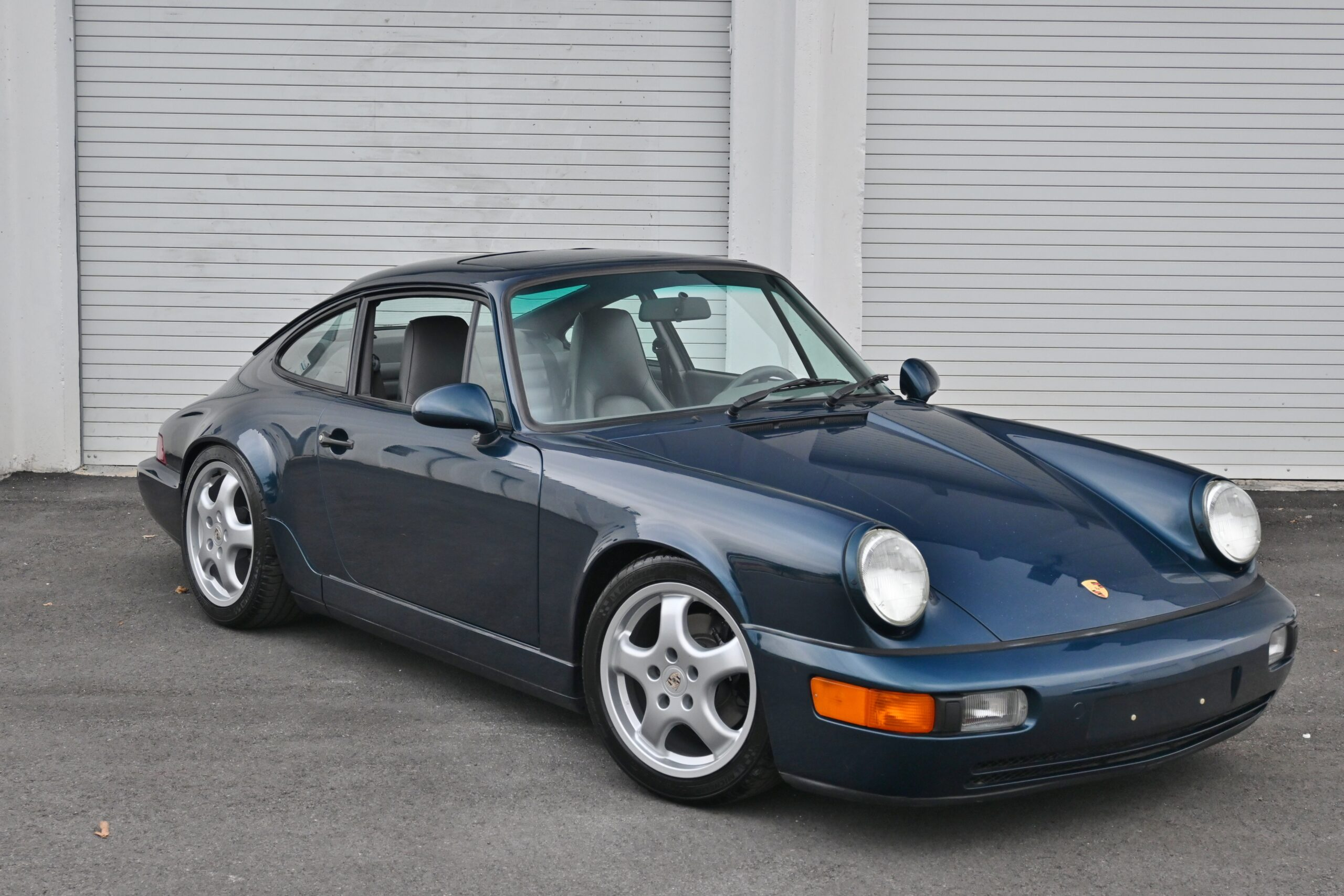 1993 Porsche 911 964 Carrera 2 Rare 1 of 505 US Coupes/ Amazon Green /5 Speed Manual /Limited Slip Differential