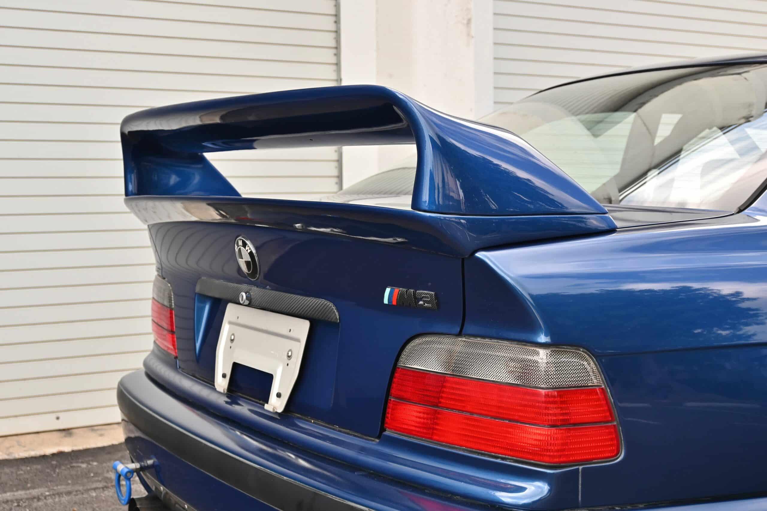 1994 BMW M3 Euro E36 Euro S50 300+ hp   Dual Purpose   OS Giken   Titanium   Lightweight   Recaros