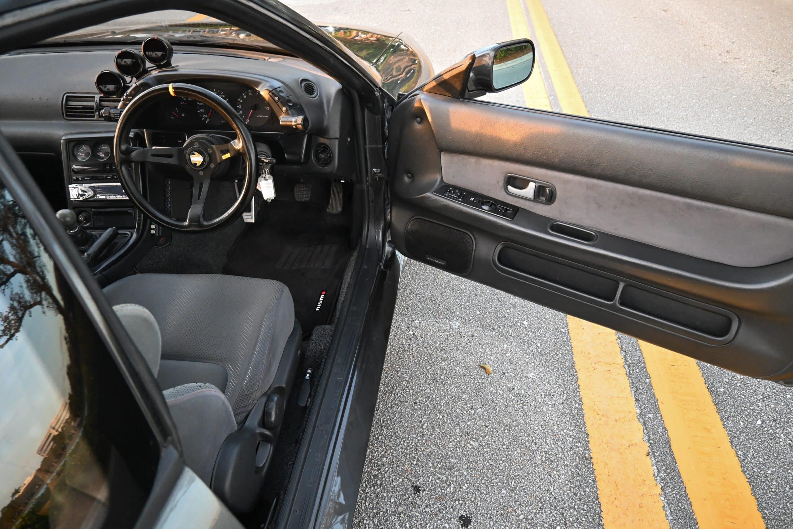 1990 Nissan GT-R R32 Skyline 1 Owner | Authentic Veilside Kit | Well Sorted | Aragosta | TE37 | 89k Orig. Km