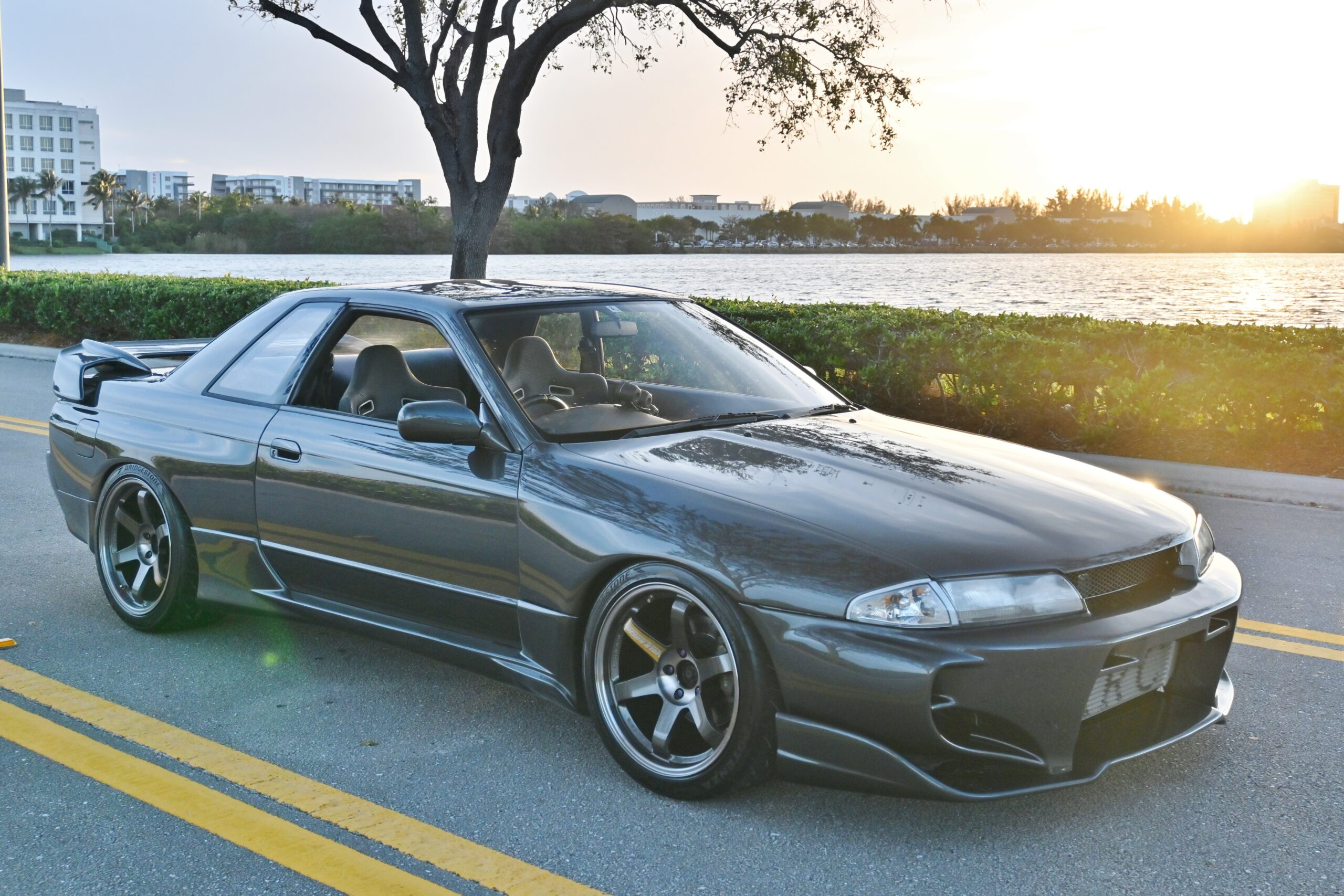 1990 Nissan GT-R R32 Skyline 1 Owner | Authentic Veilside Kit | Well Sorted | Aragosta | TE37 | 89k Orig. Km