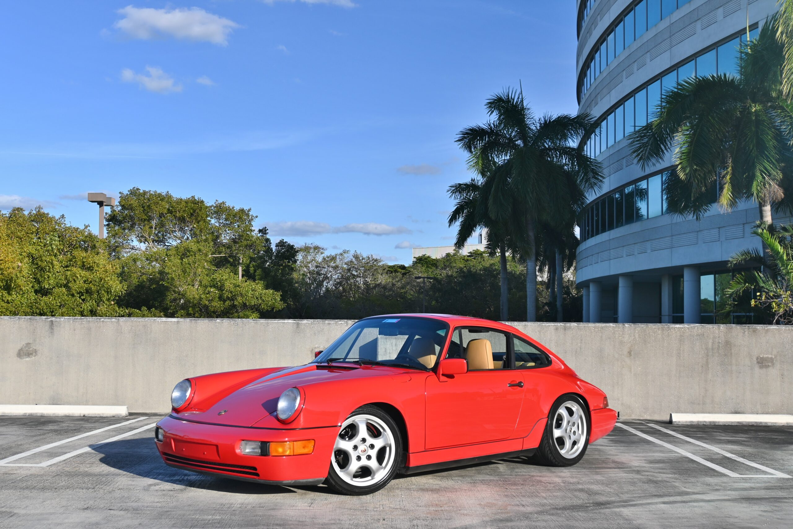 1989 Porsche 911 964 Carrera 4 California Car l 5 Speed Manual l Engine out Service l Documented Service History