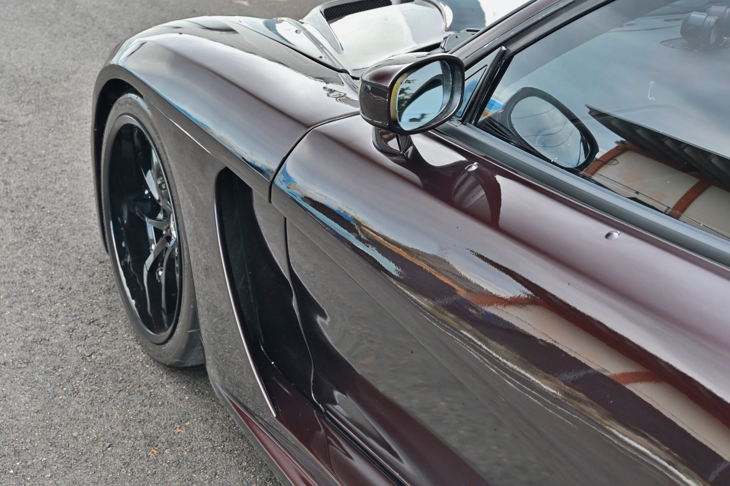 1995 Mazda RX-7 Fortune Veilside Rare Authentic Widebody / 20B 3 Rotor Single Turbo / Only 29k Miles