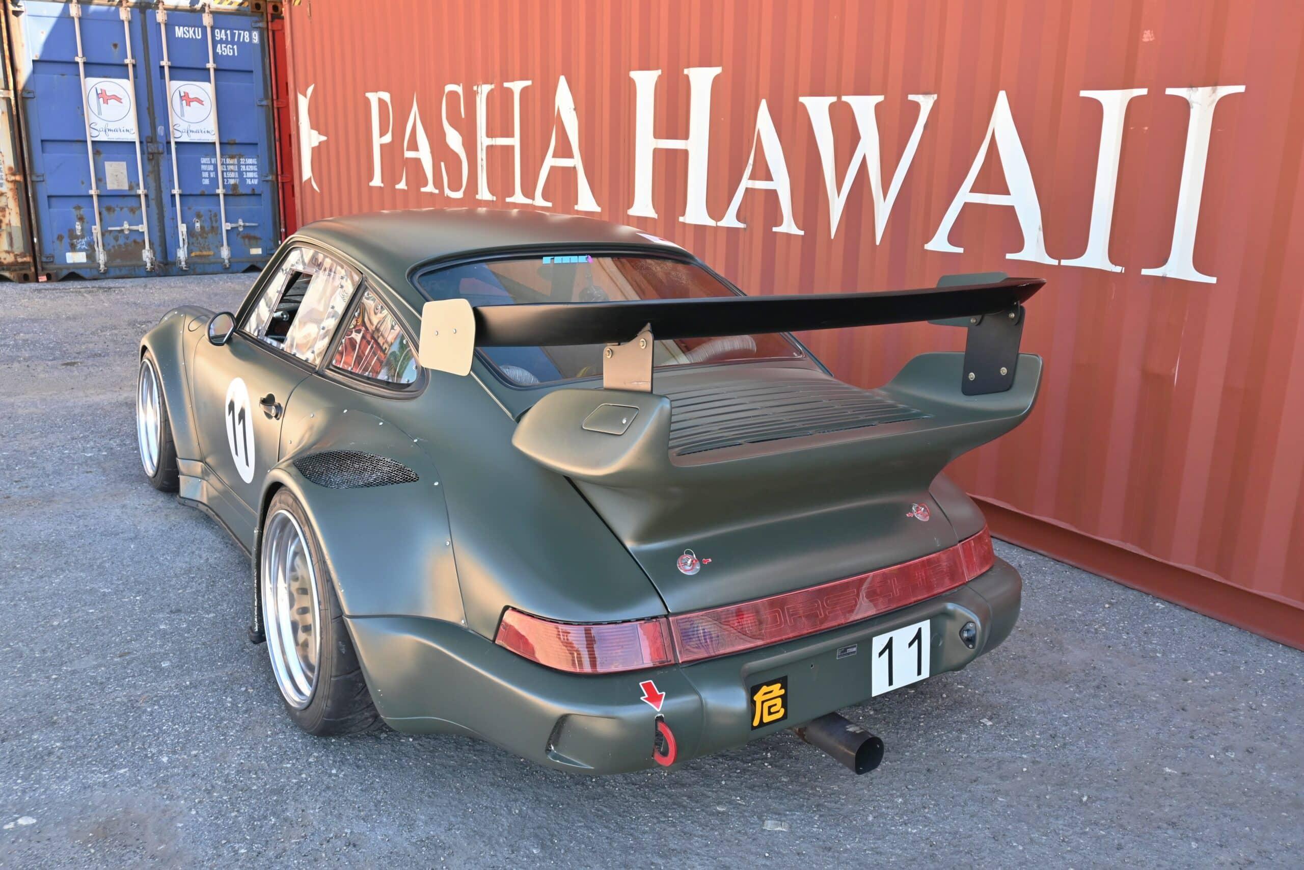 1992 Porsche 911 RWB 964 3.8L RSR   6 Speed 993 RSR   Carbon Roof   IDLERS Cup Japan