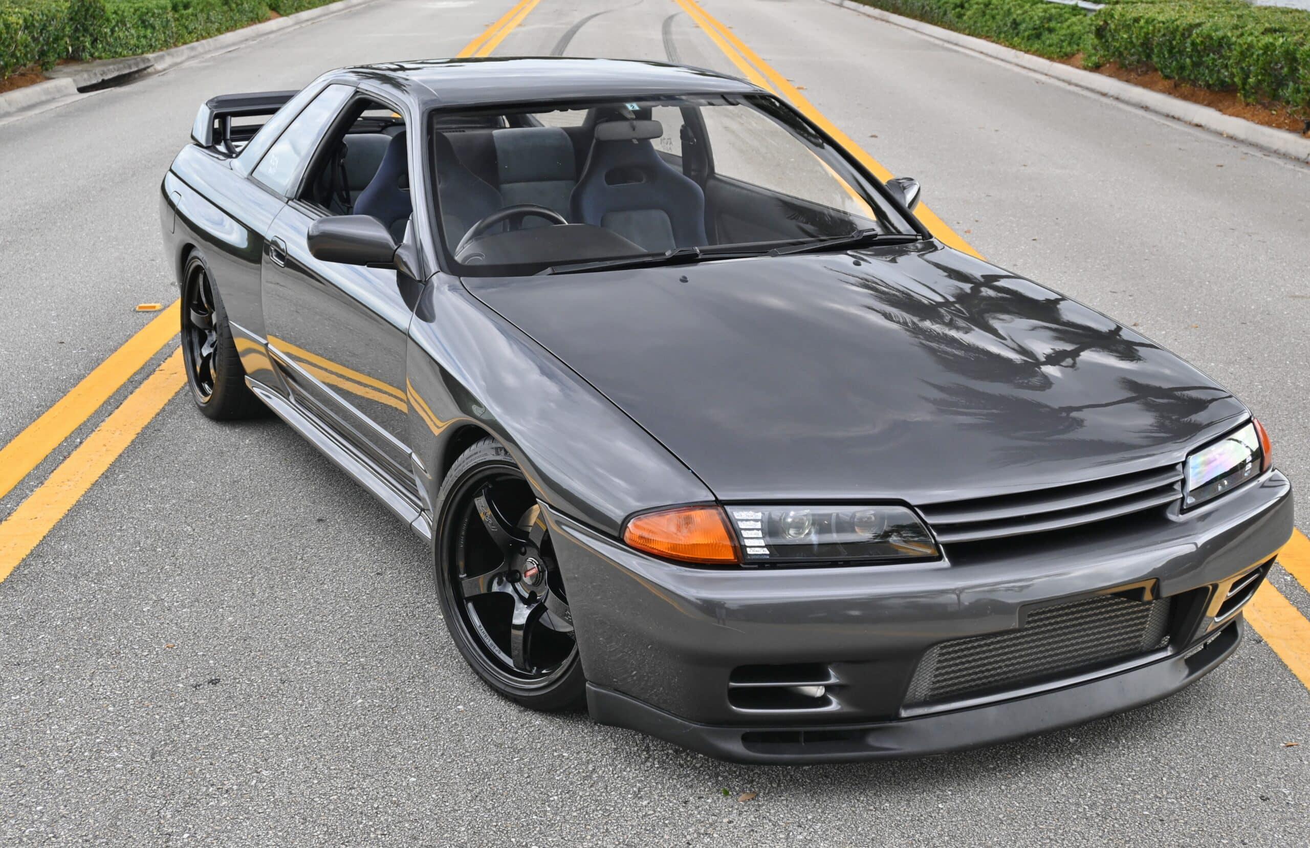 1991 Nissan GT-R R32 Skyline Built RB26 Single Turbo 600HP – Fully Sorted – Documented build – Turn Key R32