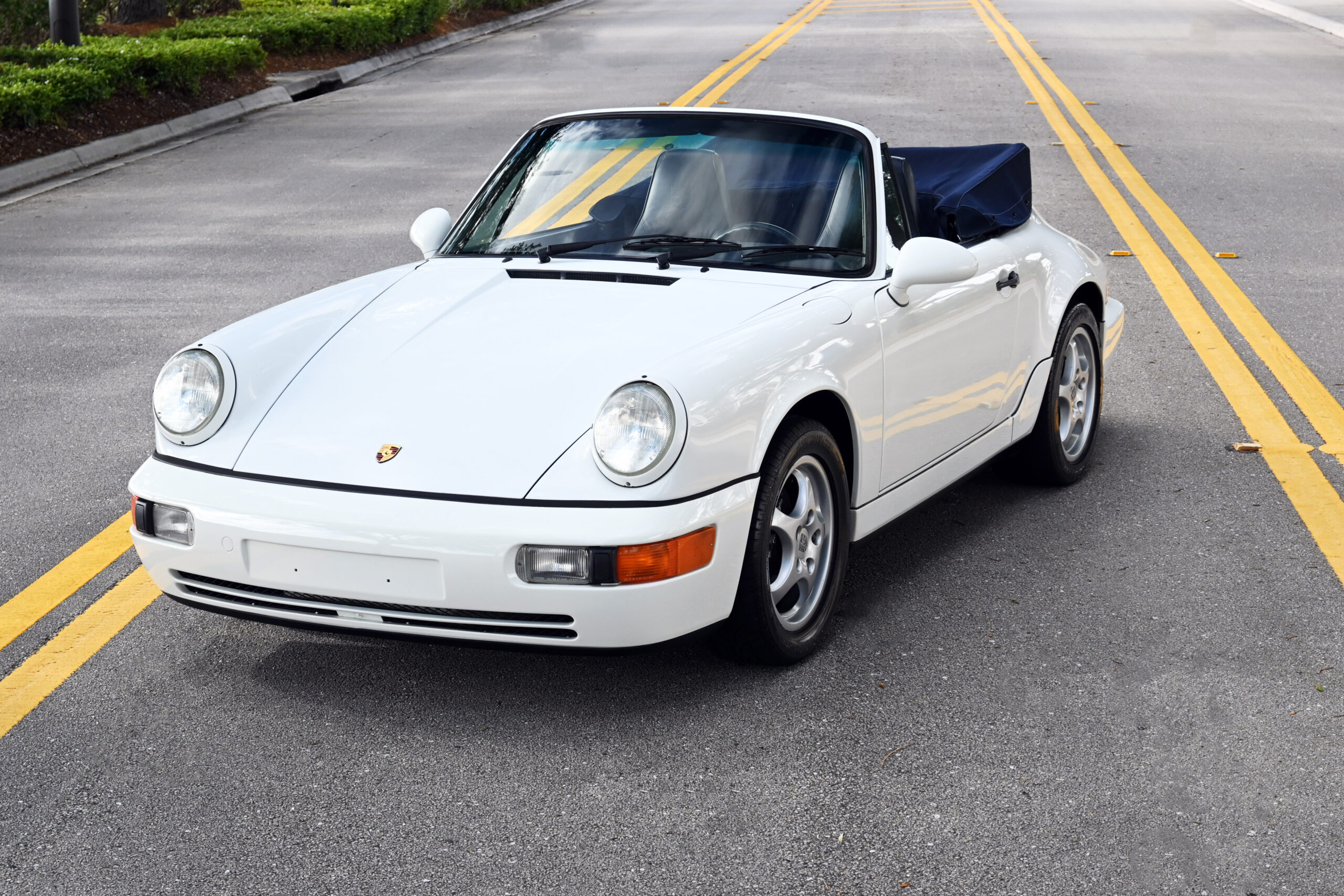 1993 964 Carrera 2.  Last year C2 One of 600, mostly original paint, documented service history