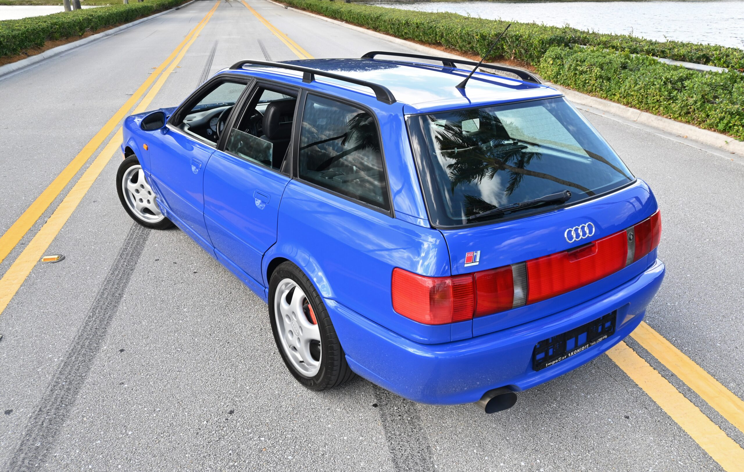 1994 Audi RS2 Build with period correct original and accurate components