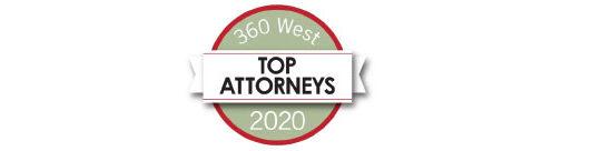 360 West Top attorney badge
