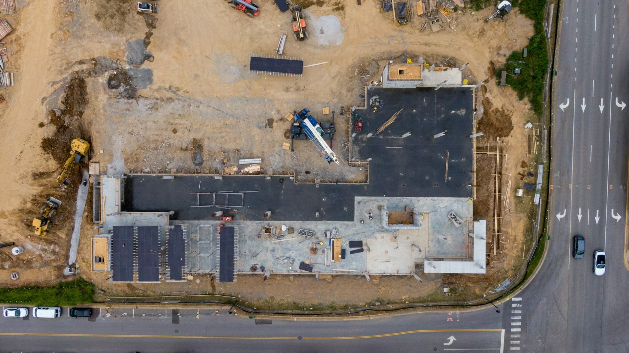 Drone Construction Photography Lake Charles,LA
