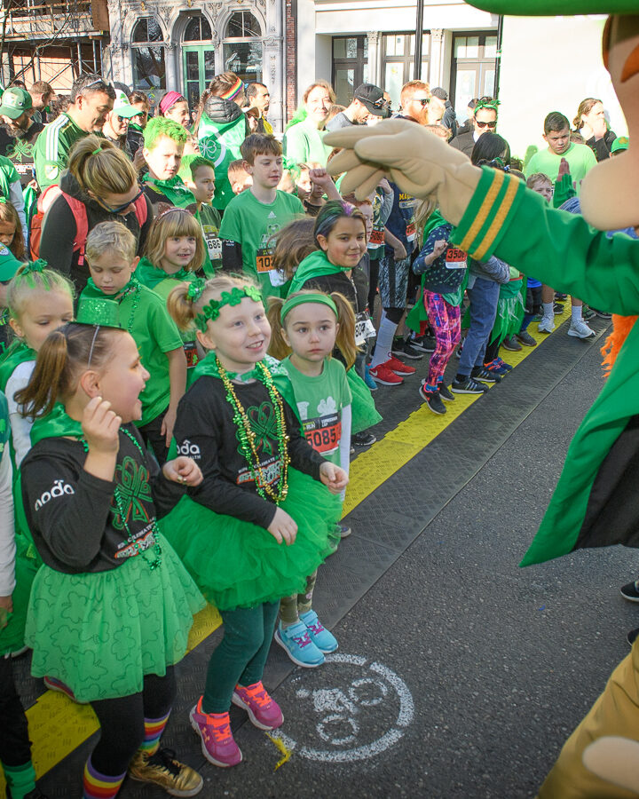 The Shamrock Run – Family + Fitness = Fun
