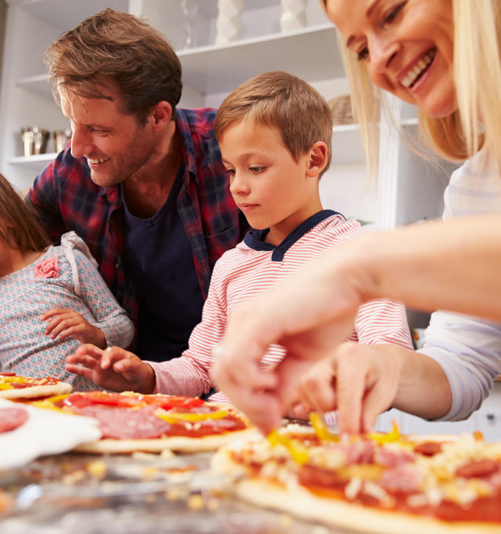 How To Treat The Whole Family For Pizza Night!
