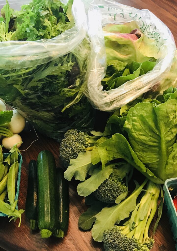 How COVID-19 Inspired Us To (Finally) Join A CSA