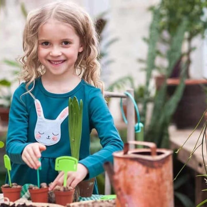 What's In Your Box? Family Gardening Indoors And Outdoors