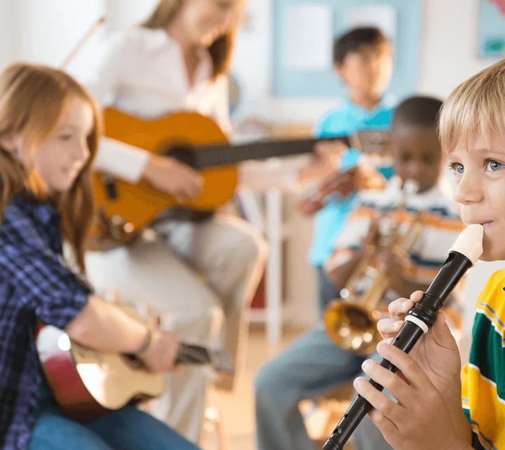 Oregon Music Programs For Kids