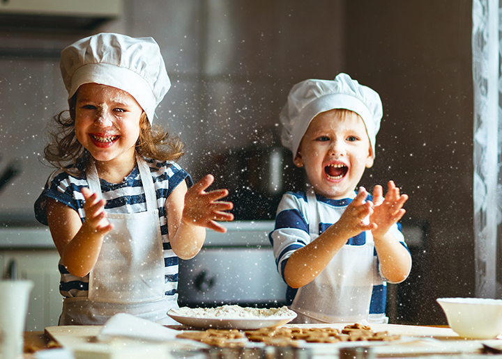 Online Cooking Activities For Kids