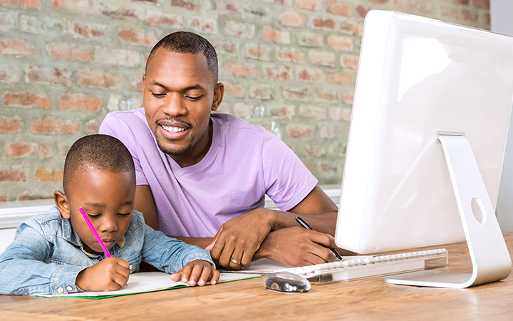 Distance Learning – The Different Types Of Parent Involvement