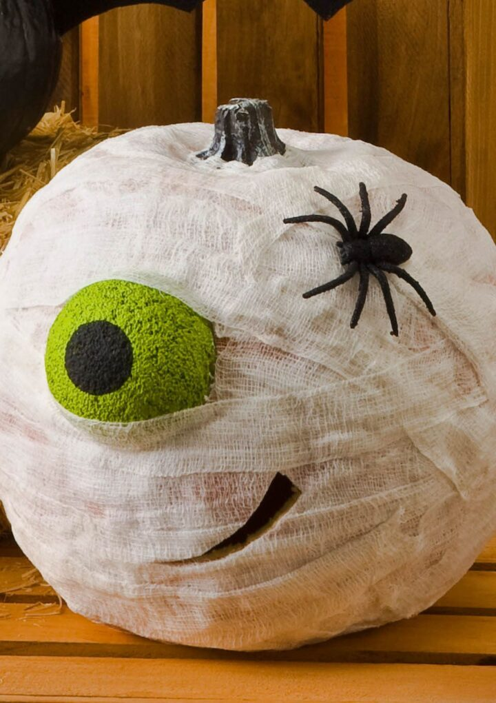 Ways To Decorate Your Pumpkin Besides Carving