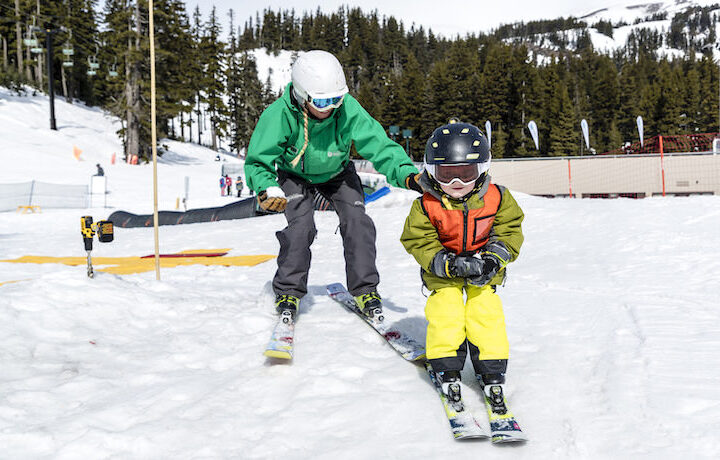 Where To Sign Your Kids Up For Local Youth Skiing And Snowboarding Lessons