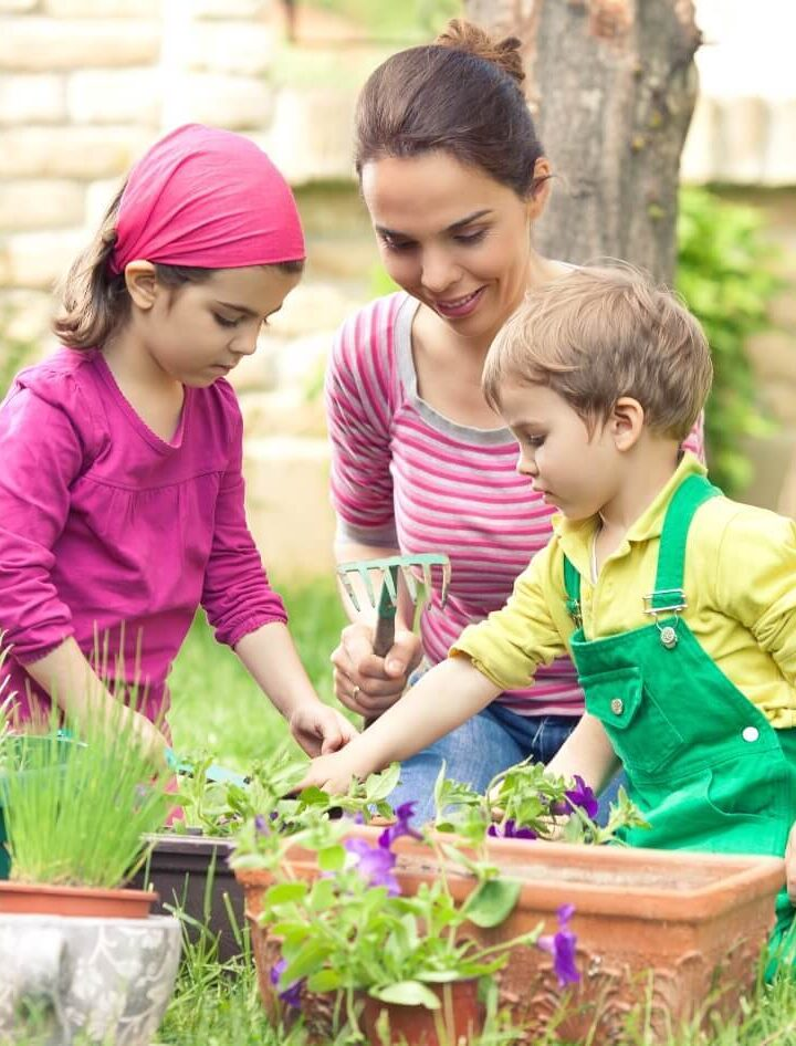How to Get Kids Interested In Gardening