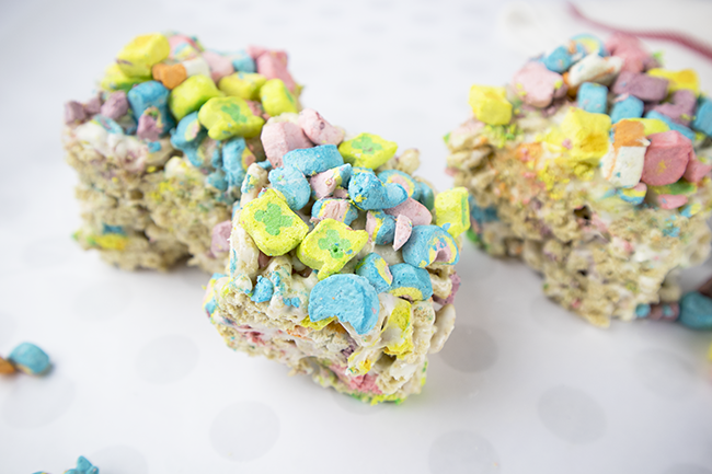 St. Patrick's Day Treats For Kids