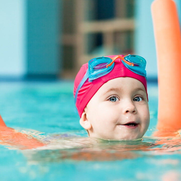 Making Your Child More Comfortable In The Water