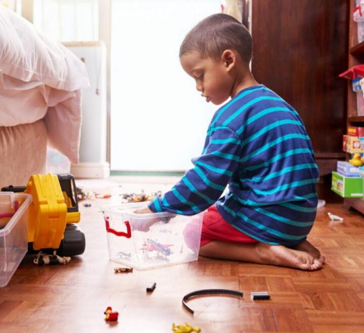 Tips For Spring Cleaning With Kids