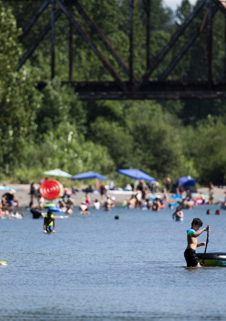 Another Heat Wave Blankets Most Of Oregon – Please Stay Safe And Stay Cool