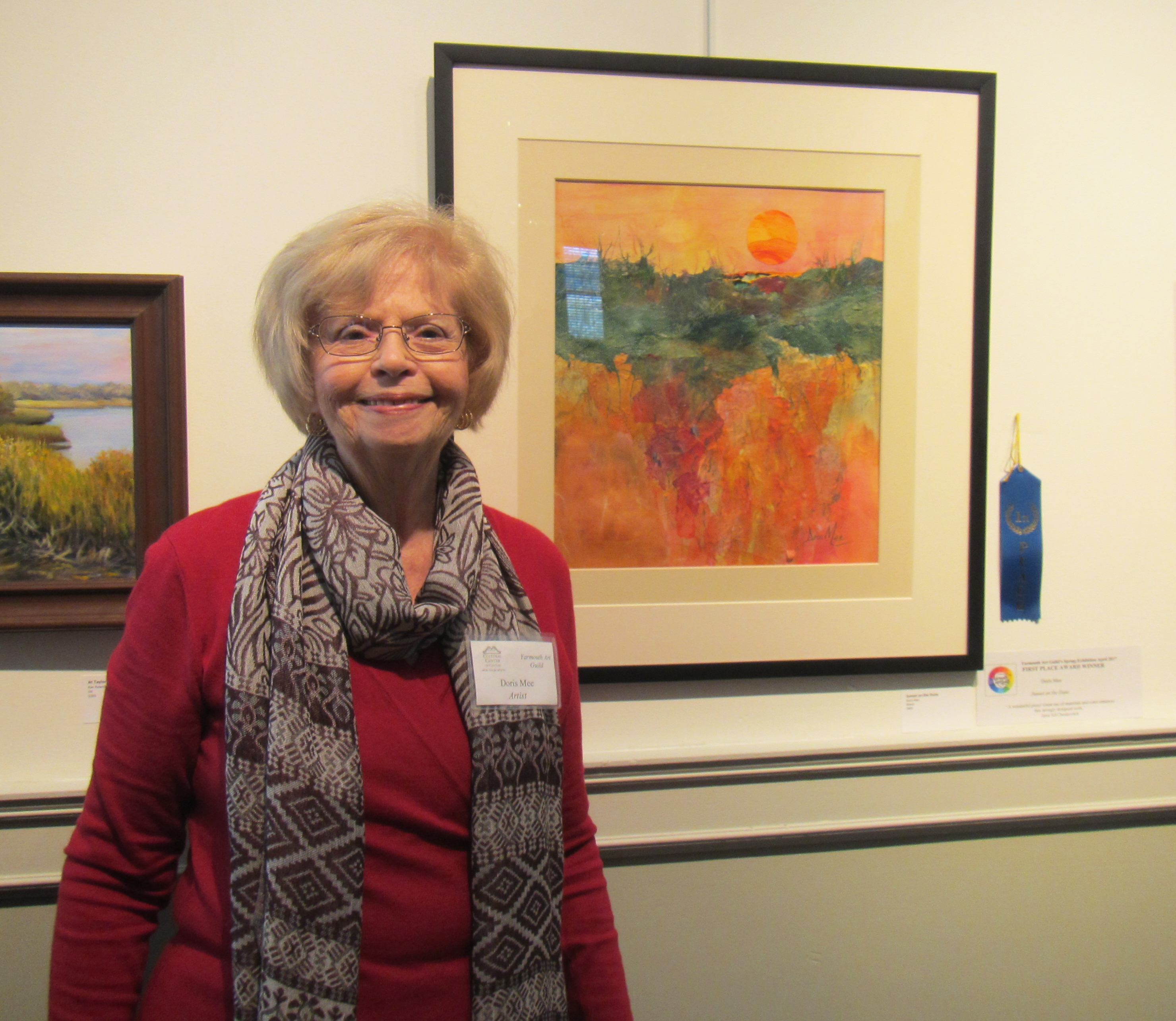 Yarmouth Art Guild Spring Show