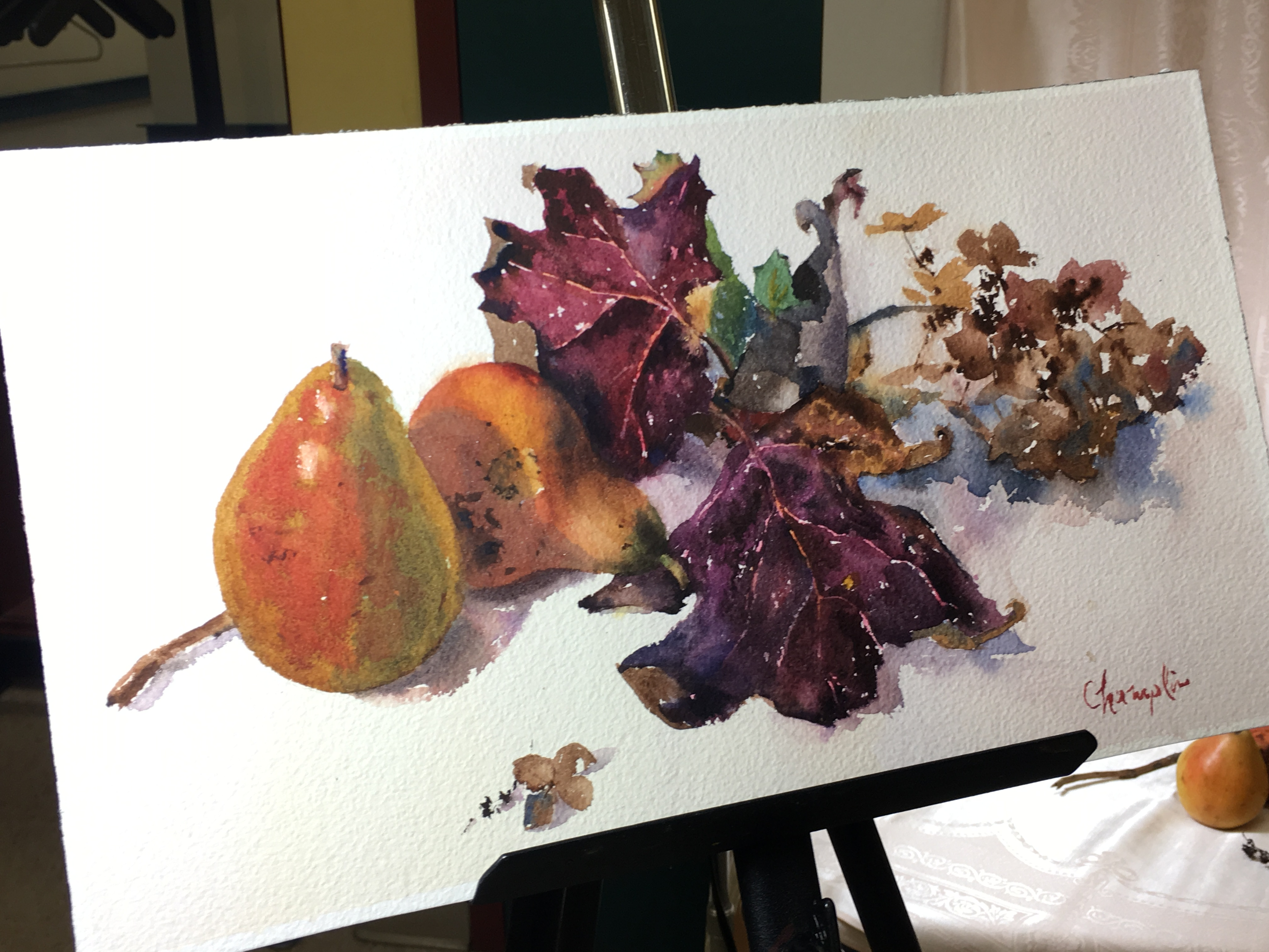 November Guest Artist Vera Champlin