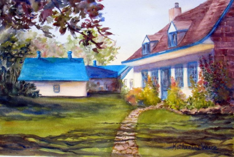 Katherine Vacca Exhibits at Cape Cod Five