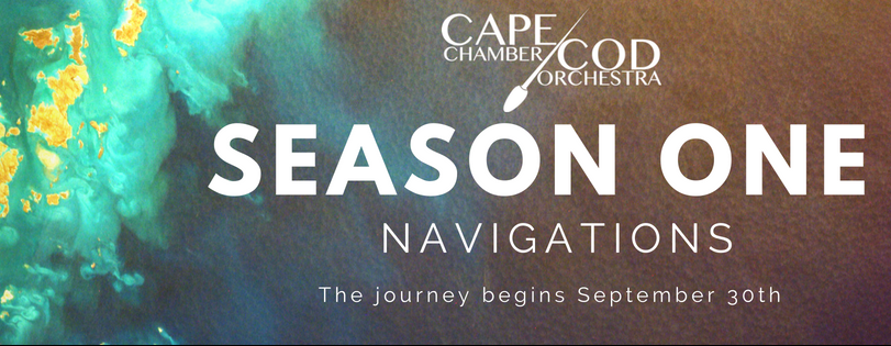 Music Through Art - Collaboration with Cape Cod Chamber Orchestra