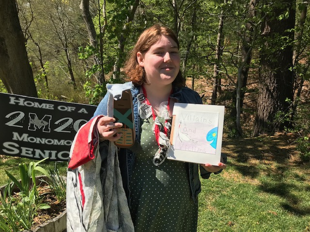 Student Honored by the Guild of Harwich Artists