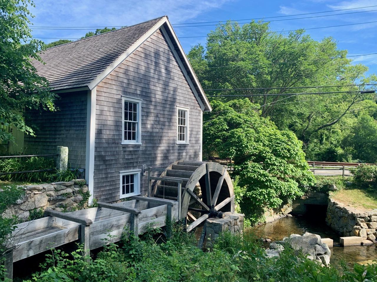 Stony Brook Grist Mill