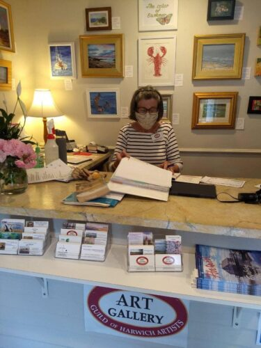 Vacca Speaks to The Cape Cod Chronicle