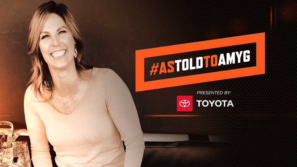 As Told By Amy G Presented By Toyota