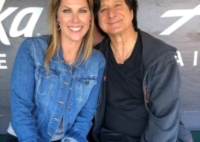 AmyG and Steve Perry