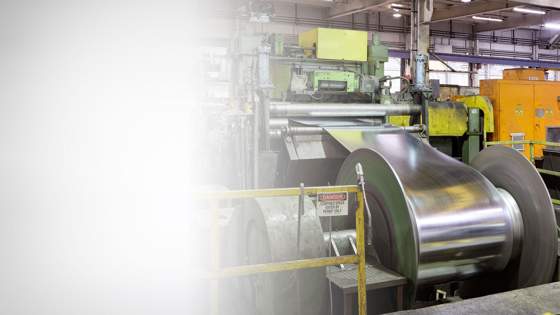 Industrial Bulk Steel Supplier