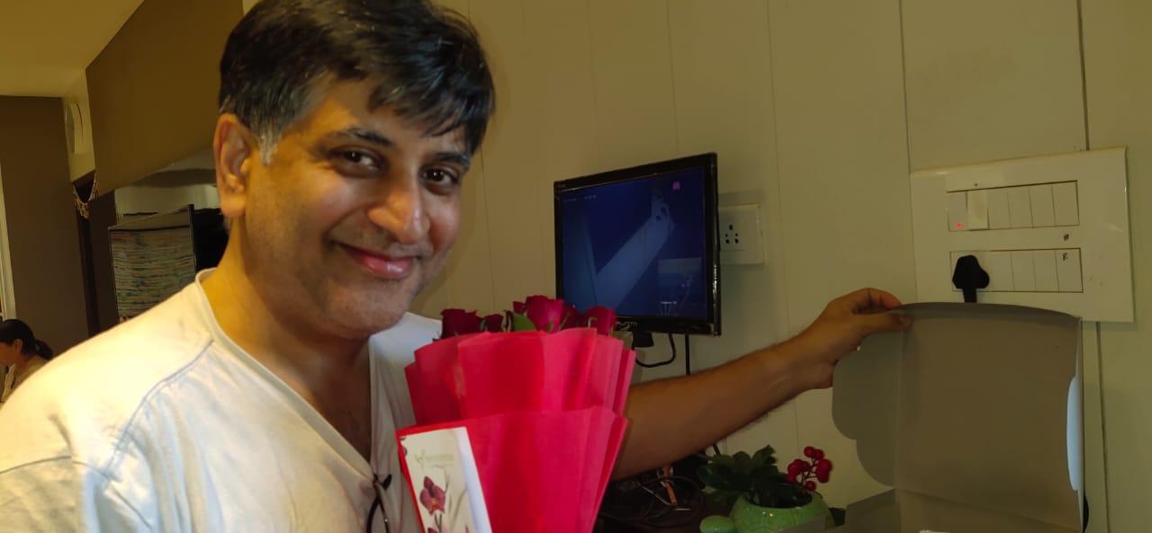 Dr. Prasanna Sharad Shah 50 th B,Day