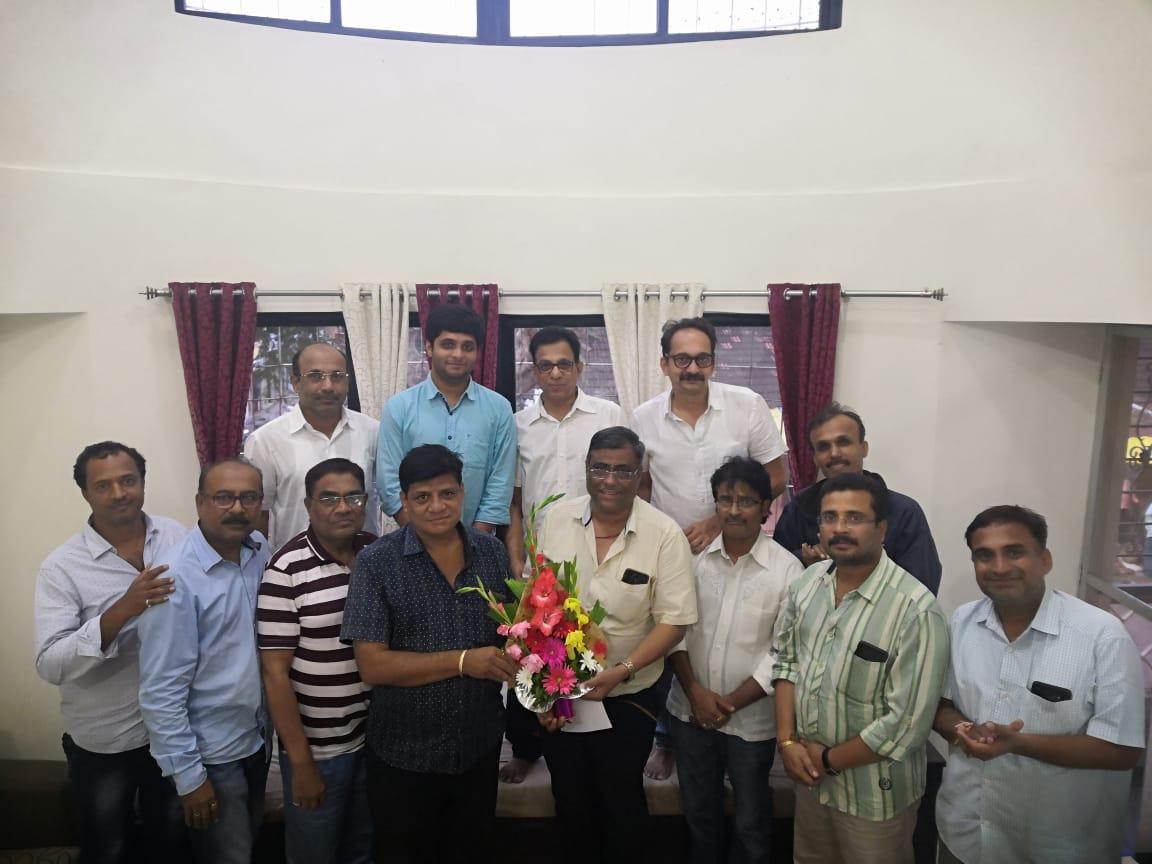 Shri. Sanjay Talathi Donation Rs. 25000-