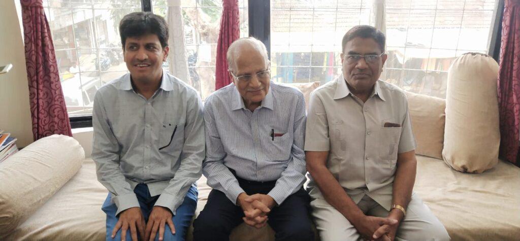 Dr. Sharad Shah 7